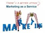 marketing como serviço
